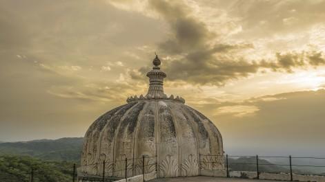 Kumbhalgarh Fort Dome