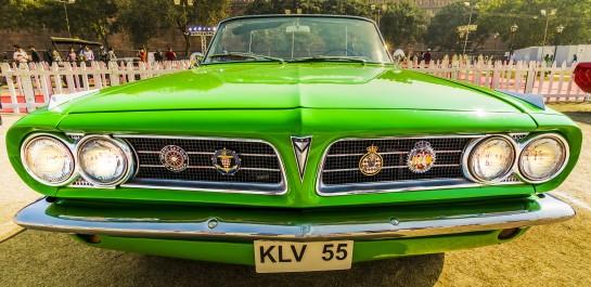 Pontiac Tempest Lemans 1963 two-door convertible vintage car