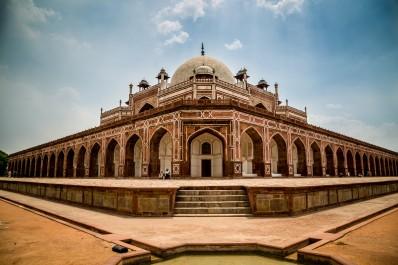 Humayun Tomb, New Delhi