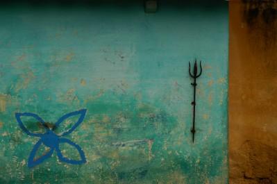 Green wall and trishul-01