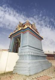 Kuzhanthai Velappar Temple Architecture