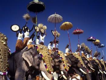 Thrissur Pooram Festival