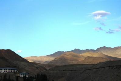 Mountains in Leh