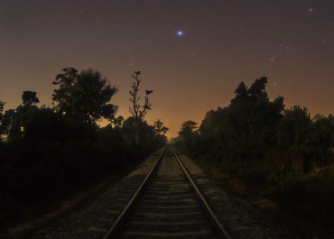 Rail road to Heaven