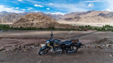Ladakh ride