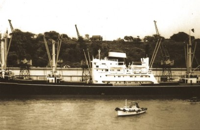 Old Goa Port