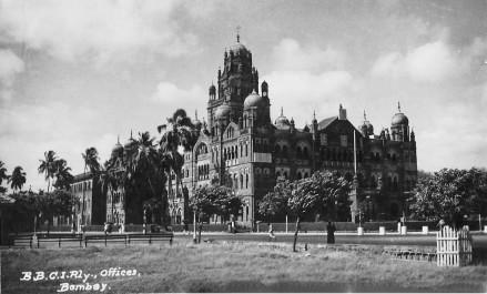 Western Railways Office
