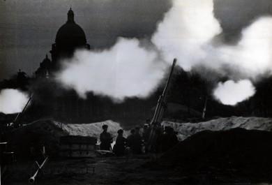 The Siege of Leningrad -Besieged city
