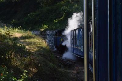 Ooty steam engine train