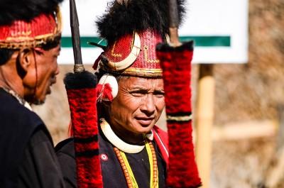 Naga Tribals