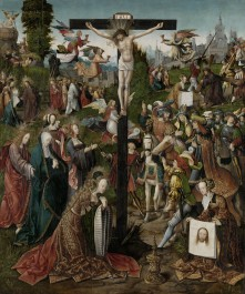 The Crucifixion, c. 1507 - c. 1510
