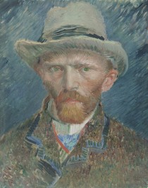 Self-portrait, 1887