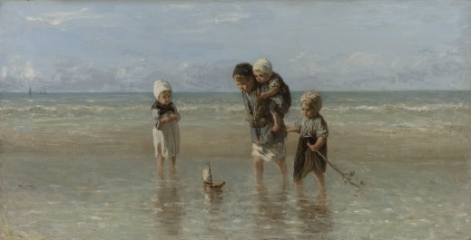 Children of the Sea, 1872