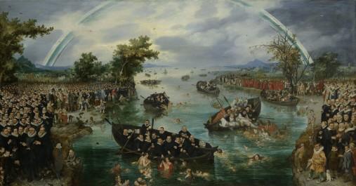 Fishing for Souls, 1614