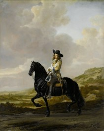 Pieter Schout on Horseback, 1660
