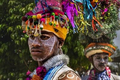Gheraiya - Dancers of Gher