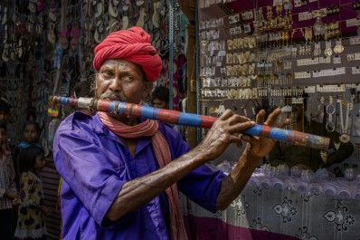 Tribal Artist