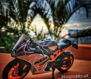 Bike love of true bikers