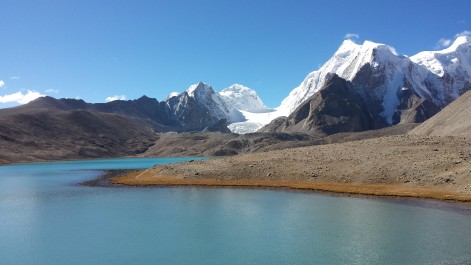 Gurudongmar Lake-Sikkim